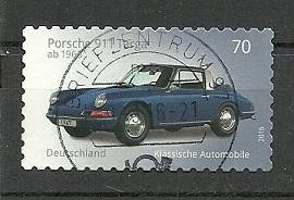 Timbre: Porsche Targa 911( adhesif )