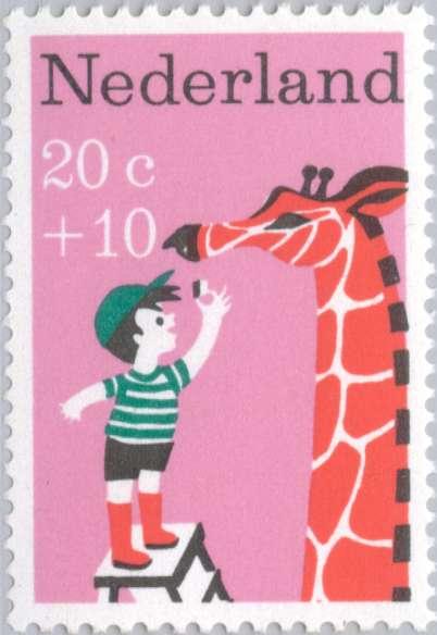 Timbre: Girafe