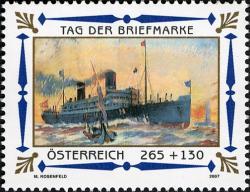 Timbre: Journée du timbre 2007
