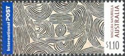 Timbre: Art aborig