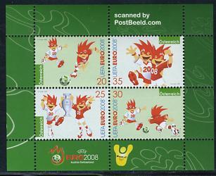 Timbre: EURO 2008