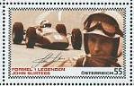 Timbre: John Surtees