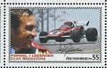 Timbre: Clay Regazzoni