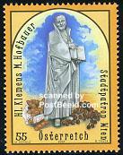 Timbre: Saint Klemens Maria Hofbauer