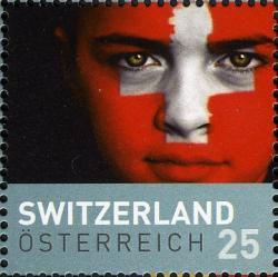 Timbre: Participants euro- Suisse