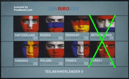 Timbre: Pays de l'Euro Foot