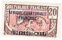 Timbre: Type du congo 1907