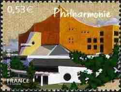timbre: Berlin  La Philarmonie