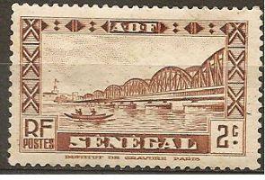 timbre: Pont à Faidherbe
