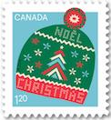 timbre: Noël (tuque) n adh