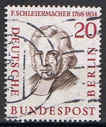 Timbre: Friedrich Schleiermacher