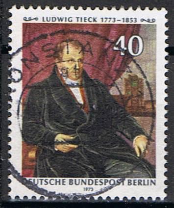 Timbre: Ludwig Tieck