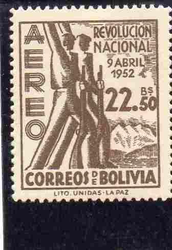 Timbre: Révolution nationale