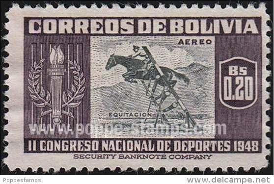 Timbre: Equitation-PA