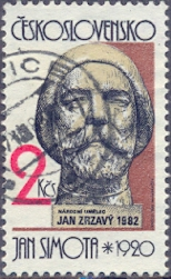 Timbre: Jan Zrzavy