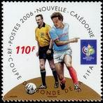 Timbre: Coupe du monde de football 2006