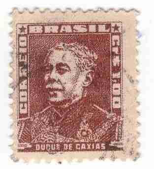 Timbre: Duc de Caxias