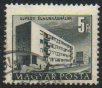 Timbre: B30 (*9) Immeubles ouvriers à Ujpest