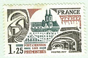timbre: Pont-à-Mousson