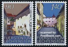 Timbre: Chateau de Vaduz
