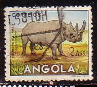 Timbre: Rhinocéros