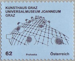 Timbre: Kunsthaus Graz