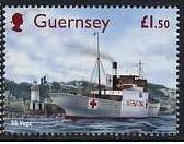 timbre: Anniversaire du débarquement de normandie
