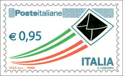 timbre: Timbre pour poste ordinaire
