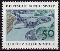 timbre: Année européenne protection nature