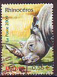 Timbre: Le Rhinocéros
