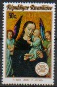 Timbre: Marie et l'Enfant par David