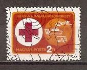Timbre: Croix-Rouge hongroise