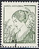 Timbre: Karol Mondral
