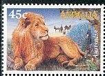 Timbre: Lion