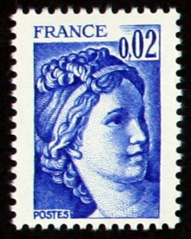 timbre: Sabine de Gandon