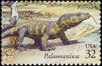 Timbre: Dinosaures