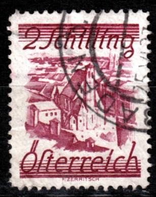 timbre: Eglise des cordeliers à Vienne