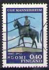 Timbre: Maréchal Mannerheim