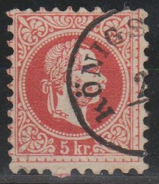 timbre: François-Joseph 1er