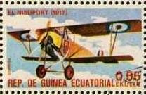 Timbre: 'El  Nieuport'
